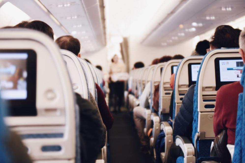 sharing jesus on a plane